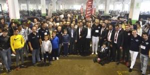 Başkan Ataç otomobil tutkunları ile buluştu