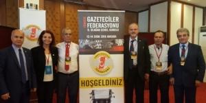 Semra Şener TGF Yönetim Kurulu'nda