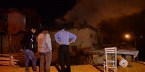 Yangından kaçamayan 86 yaşındaki kadın hayatını kaybetti