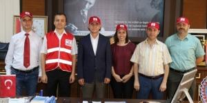 ALKÜ'lü akademisyenler Alanya Kızılay Şubesi'ni kurdu