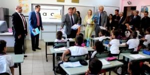 Didim İlçe Milli Eğitim projelerini tanıttı