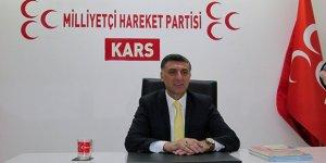 MHP Kars Belediye Başkan Adayı Çetin Nazik kimdir?