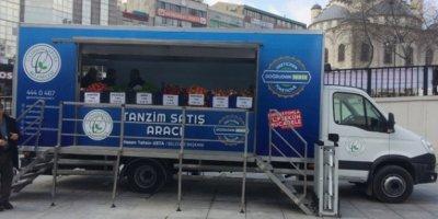 İstanbul'da tanzim satışı başladı! İşte İstanbul tanzim satış noktaları