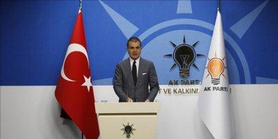 AK Parti MYKY sonrası Ömer Çelik'ten önemli açıklamalar