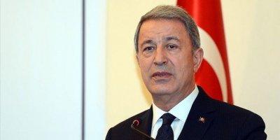 Milli Savunma Bakanı Akar'dan S-400 konusunda açıklama