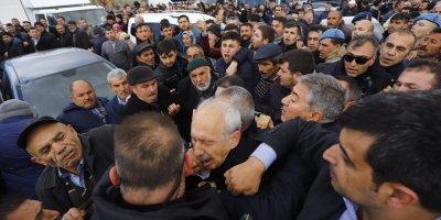 Başsavcılık Kılıçdaroğlu'nun uğradığı saldırıyla ilgili soruşturma başlattı