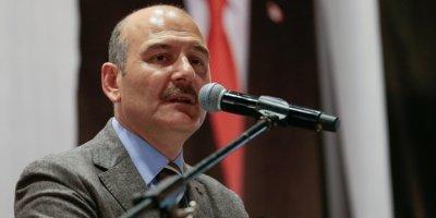 Bakan Soylu: Yalan rüzgarıyla karşı karşıyayız adli soruşturma devam ediyor