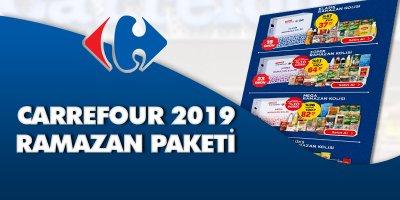 Carrefoursa Ramazan Kolisi 2019  Carrefoursa Ramazan Paketi 2019