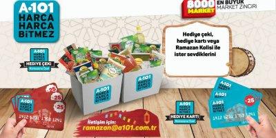 A 101 Ramazan Kolisi 2019  A 101 Ramazan Paketi 2019