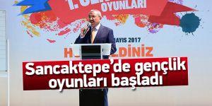 Sancaktepe'de Gençlik Oyunları başladı