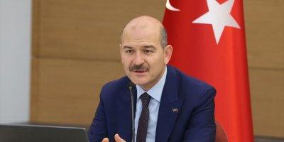 İçişleri Bakanı Süleyman Soylu geri dönen Suriyeli sayısını açıkladı!