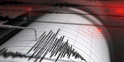 Akdeniz'de 3.3 büyüklüğünde deprem meydana geldi!