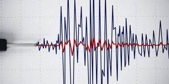 Muğla'da 4.2 büyüklüğünde deprem meydana geldi!