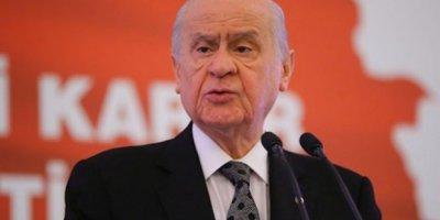 MHP lideri Bahçeli'den İzlanda skandalına ilişkin açıklama!