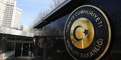 10 Türk denizci kaçırıldı! Dışişleri'nden açıklama