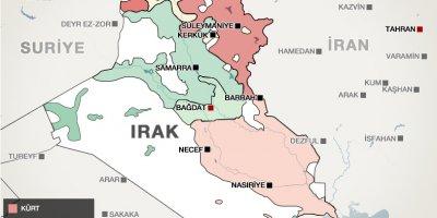Erbil neresi? Erbil nerede? Erbil haritada nerede?