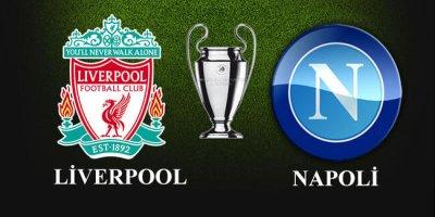 Liverpool Napoli hangi kanalda | Napoli Liverpool maçı izleme linki