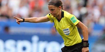 İstanbul'daki tarihi Liverpool-Chelsea finalini kadın hakem Stephanie Frappart yönetecek