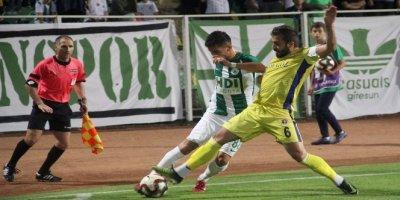 Giresunspor Menemenspor özet izle | Giresunspor Menemenspor maç özeti