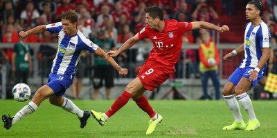 Bayern Münih Hertha Berlin maç özeti izle | Bayern Münih Hertha Berlin maç sonucu