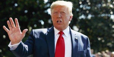 ABD Başkanı Donald Trump'tan çok sert mesaj: İşletmeleri, işleri ve parası gidecek