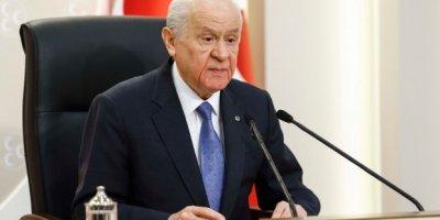 MHP Genel Başkanı Devlet Bahçeli'den Sivas Kongresi mesajları!