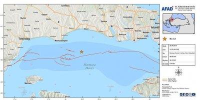 Deprem bir daha olacak mı? İstanbul deprem haritası