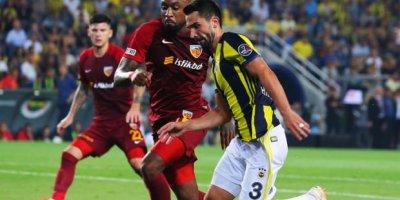 Kayserispor- Fenerbahçe Maçı Canlı Anlatım