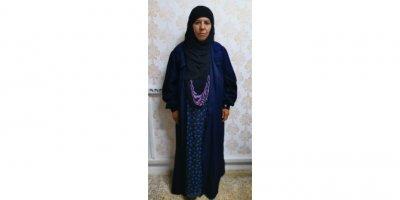 Bağdadi'nin kız kardeşi Azez'de gözaltına alındı