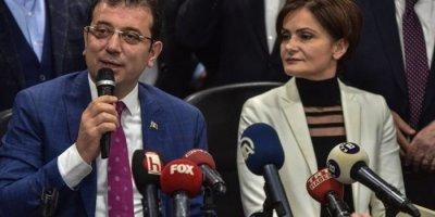 Canan Kaftancıoğlu-Ekrem İmamoğlu arasında gerginlik!