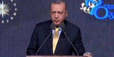 Başkan Erdoğan'dan Ankara İlahiyat'ın 70. yılı'nda önemli açıklamalar