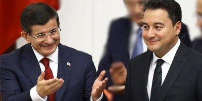 Ahmet Davutoğlu- Ali Babacan partisi için son nokta koyuldu!
