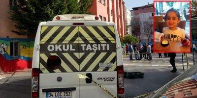Minik Eylül'ü ezerek öldürmüştü! Servis şoförü hakkında tutuklama talebi!.