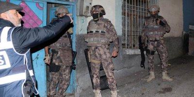 Gaziantep'te terör soruşturması: HDP İl Eş Başkanı gözaltına alındı