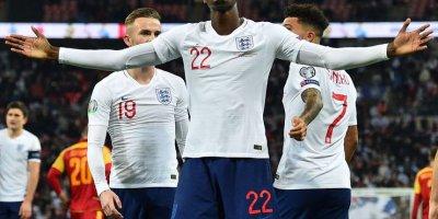 İngiltere-Karadağ maç sonucu: 7-0