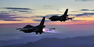 PKK'ya ağır darbe! Hava harekatı ile 6 terörist etkisiz hale getirildi