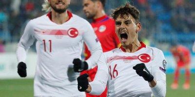 Andorra-Türkiye maç sonucu: 0-2 Andorra-Türkiye maç özeti