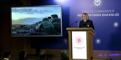 Pençe operasyonlardında 170 terörist etkisiz hale getirildi