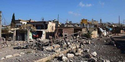 Rus savaş uçakları İdlib'i vurdu: 4 ölü,5 ağır yaralı