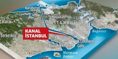 İşte çılgın proje ''Kanal İstanbul''un detayları