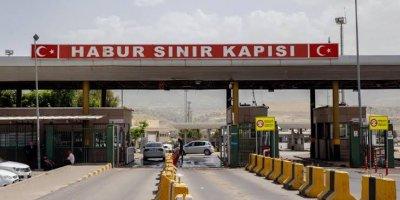 3 terörist Habur Sınır Kapısında teslim oldu