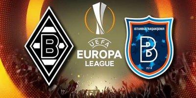 Borussia Mönchengladbach - Başakşehir maçı ne zaman, saat kaçta, hangi kanalda?