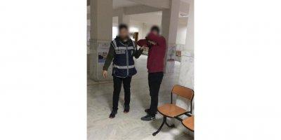 Evinde uyuşturucu bulunan gasp şüphelisi tutuklandı