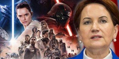 Star Wars İYİ Parti reklamı seyircileri şaşırttı