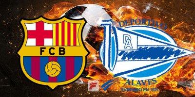 Barcelona - Alaves maçı ne zaman, saat kaçta, hangi kanalda?