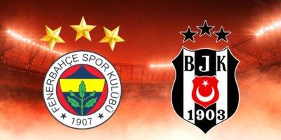 Fenerbahçe - Beşiktaş maçı ne zaman, saat kaçta, hangi kanalda?