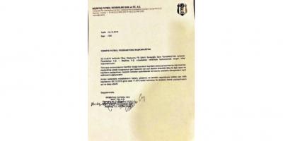 Beşiktaş, VAR kayıtları için TFF'ye başvurdu