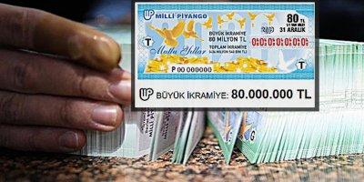 Yılbaşı bileti saat kaça kadar satılıyor? | Milli Piyango biletleri saat kaça kadar satılıyor?