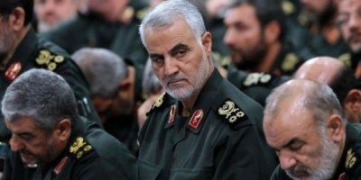 İranlı komutan Kasım Süleymani ABD'nün düzenlediği saldırıda Bağdat'ta öldürüldü