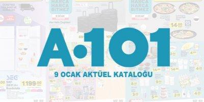 A101 aktüel 9 Ocak | A101 9 Ocak 2020 aktüel kataloğu